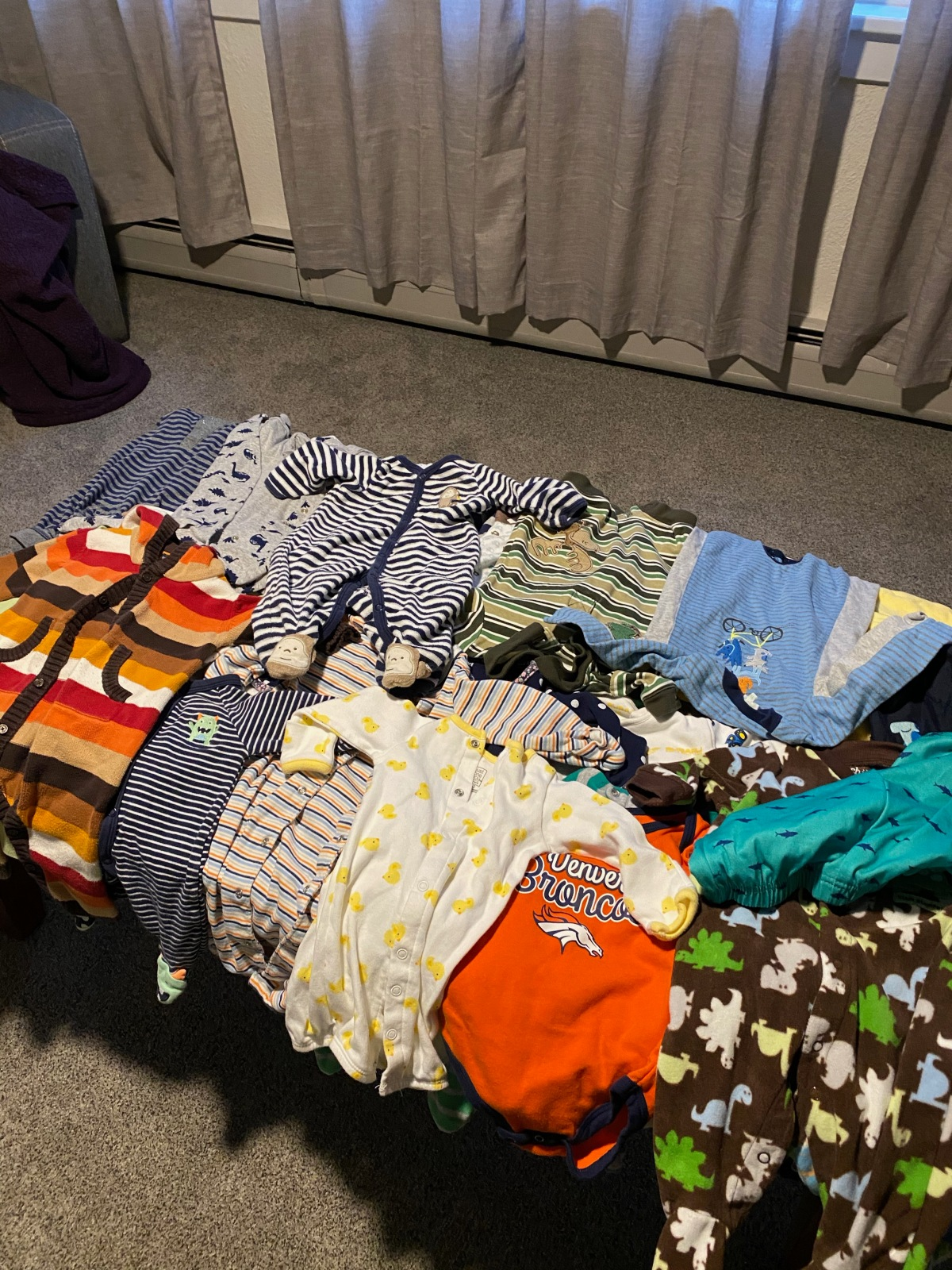 Baby clothes – on thecheap